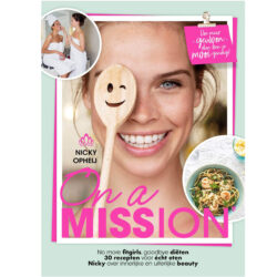 "Boek Nicky Opheij ""On a Mission"""