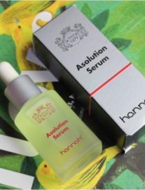 Beautyspots - Review: hannah Asolution Serum
