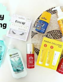 Beauty Treasures - Beauty Unboxing