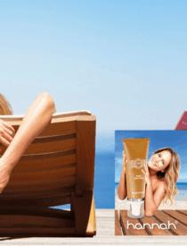 Talkies - De juiste zonbescherming met hannah