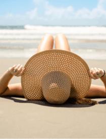 Zo behoud jij een mooie en gezonde huid in de zon