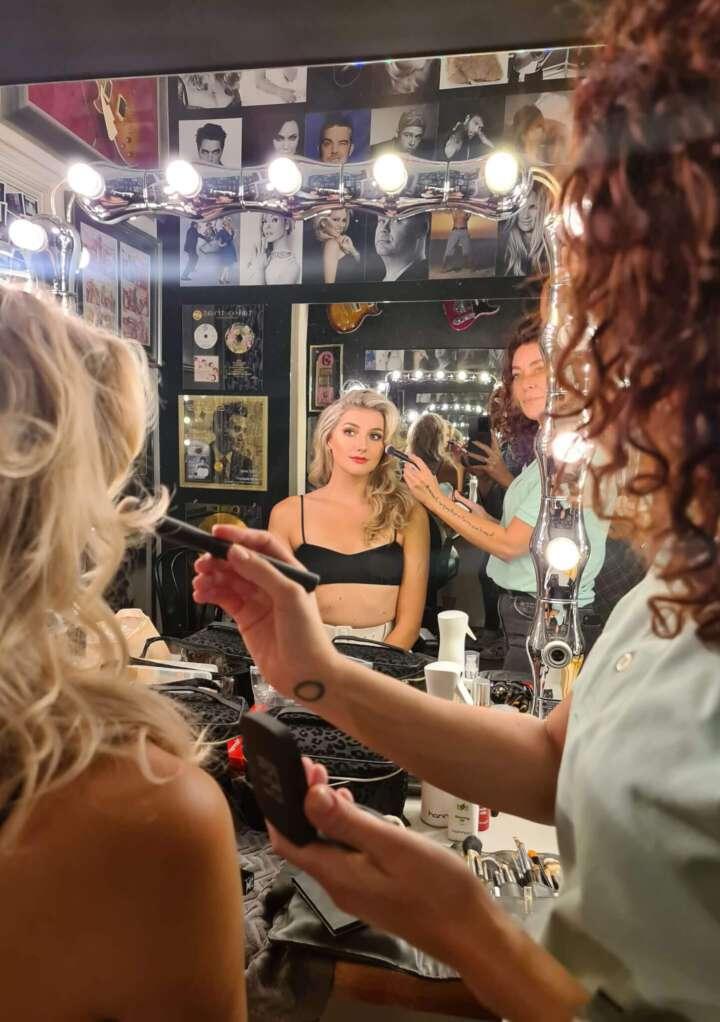 Miss Nederland Denise Speelman neemt je mee op haar eerste echte shoot