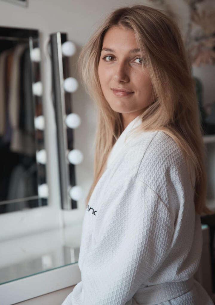Zo verzorgt Miss Nederland Denise Speelman dagelijks haar huid