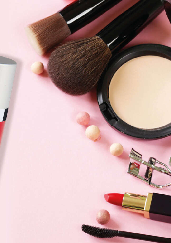Empower your skin with a touch of colour